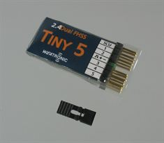 Picture of Tiny 5 Receiver 2.4 FHSS