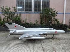 Picture of Mig 21