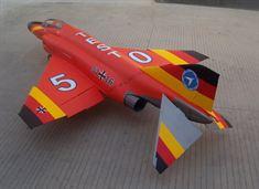 Picture of F-4E Phantom