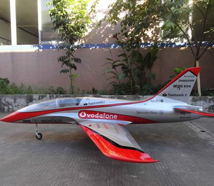Picture of Dolphin S Sports Jet (Airex)