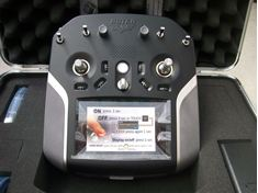 Picture of Weatronic BAT 60 Hand-held transmitter (black)