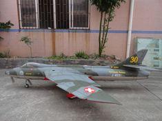 Picture of Hawker Hunter FGA.9/mk.58  (Airex)