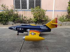 Picture of F-9F Panther