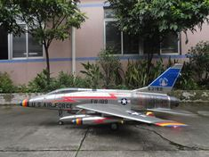 Picture of F-100D  (Airex)