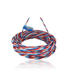 Picture of Premium servo lead -3x0.35mm 100M