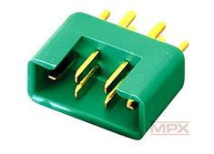 Picture of 2585213 High-Current M6 Plug 3pcs