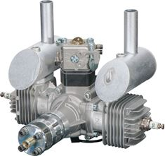 Picture of DLE-40 Twin Gas Engine