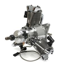 Picture of Saito FG-60R3 Four-Stroke Petrol Engine