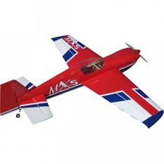 "Picture of Extreme Flight MXS-EXP ARF 48"" Red/White/Blue"