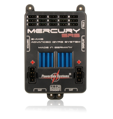 Picture of Mercury SRS incl. OLED-Display and GPS