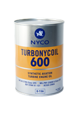 Picture of NYCO Turbonycoil 600 oil - 3 tins (Delivered)